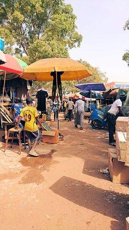 marché de Sankariaré