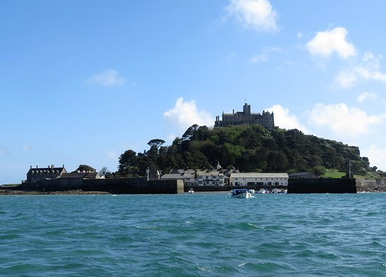 """St. Michael's Mount: Mount Saint Michael en """"ferry"""""""