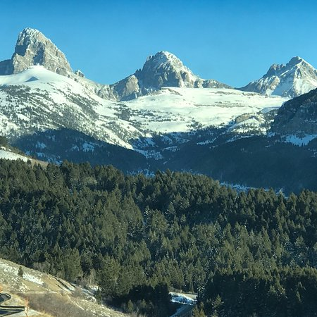 Alta, WY: Grand Targhee Ski Resort