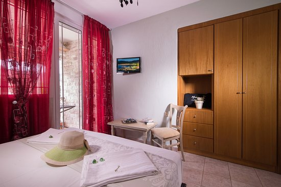 Hotel Maistrali: Doppelbett Zimmer
