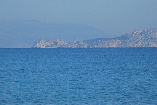 Брахати, Греция: παραλία