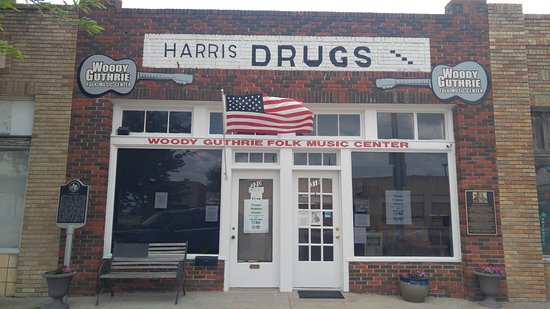 Woody Guthrie Folk Music Center