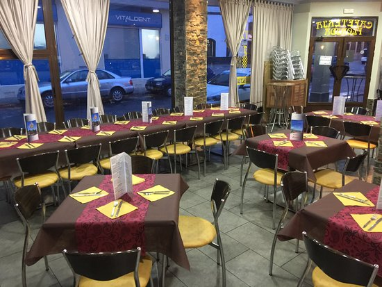 Restaurante Florida: Interior