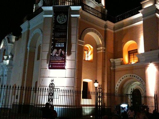 Monastery of Santo Domingo (Iglesia y Monasterio de Santo Domingo): Convento Santo Domingo