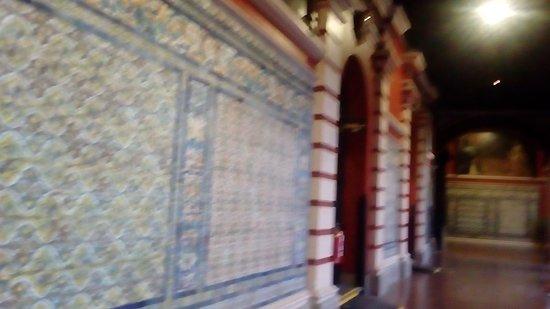 Monastery of Santo Domingo (Iglesia y Monasterio de Santo Domingo): Azulejos