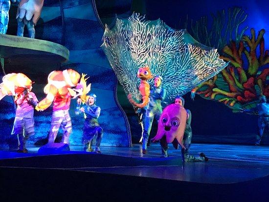 Finding Nemo - The Musical : Seahorse
