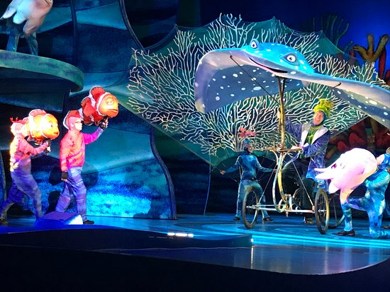Finding Nemo - The Musical: Stingray