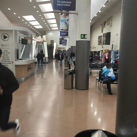 Estación de Autobuses de Granada