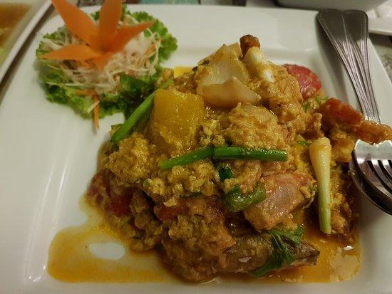 River Vibe Restaurant & Bar: Speisen
