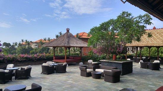 Ayodya Resort Bali: Room floor