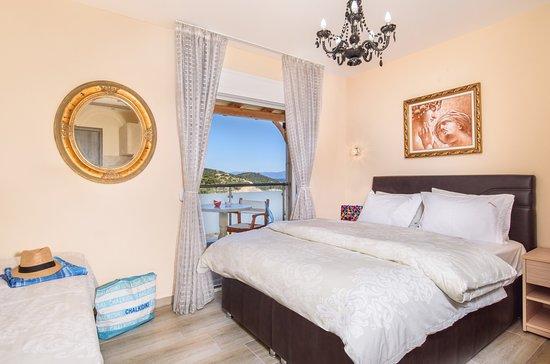 Hotel Maistrali: Aussicht