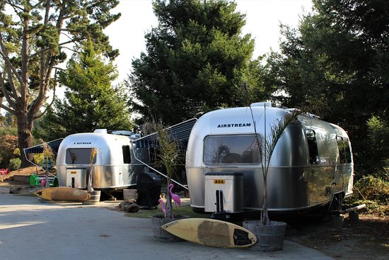 La Selva Beach, Kalifornia: Airstreams