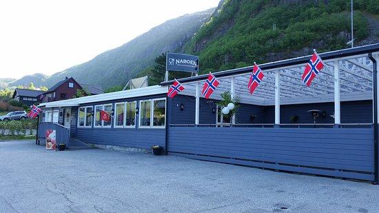 Hordaland, Norveç: Naboen kro &selskapsmat