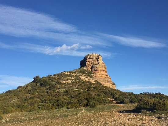 Sabayes, Испания: Salto de Roldán