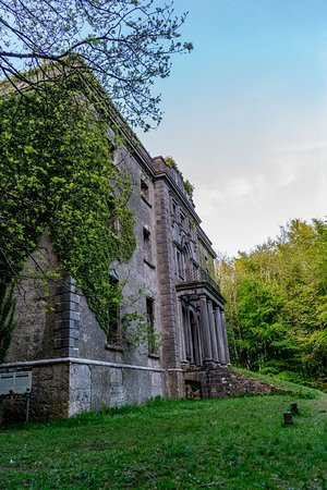 County Mayo, Irlanda: Moore Hall