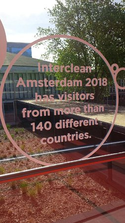 Amsterdam RAI: Signage
