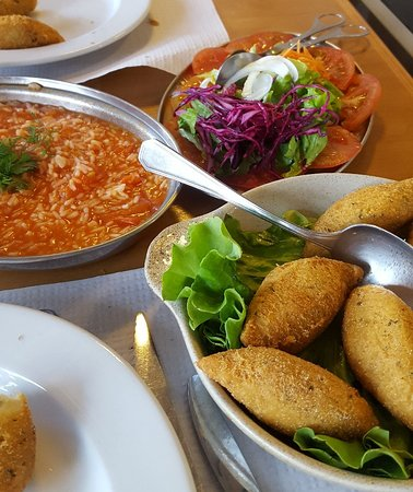 Bilde fra Restaurante Sabores Ao Rubro