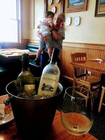 Basnight S Lone Cedar Cafe Menu