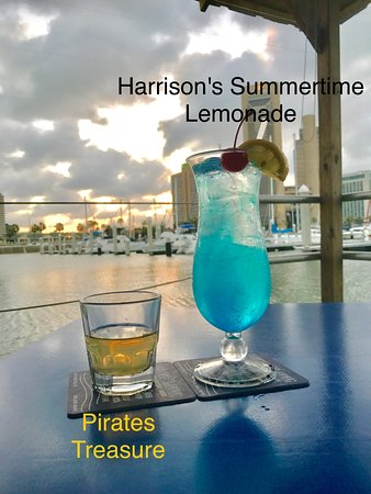 Harrison's Landing: Summertime Lemonade