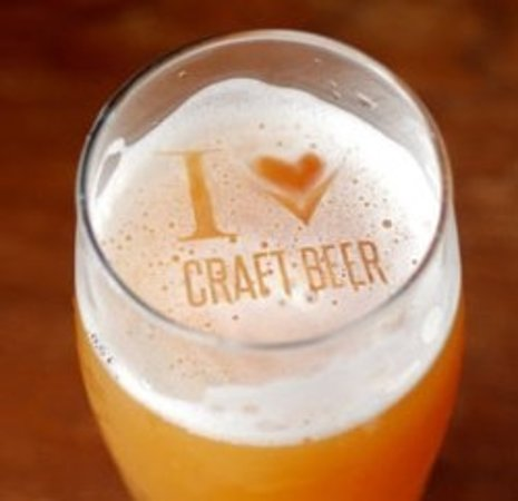 Harrison's Landing: Who doesn't love craft beer these days?