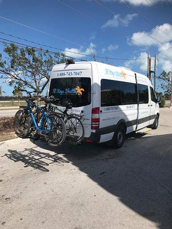 Marathon Shores, Floryda: Bicycle no problem