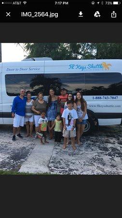 Marathon Shores, فلوريدا: Family Transportation