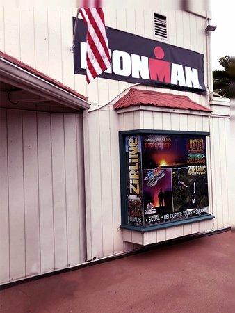 IRONMAN World Championship: negozi di Kona in quel periodo