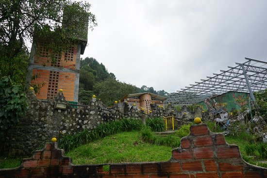 Private Half-Day Pablo Escobar Godfather Tour in Medellin: La Catedral