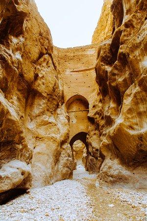 Tabas, Iran: Old Bridge