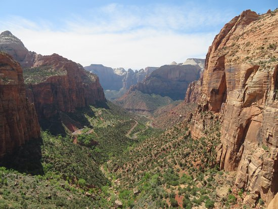 canyon overllok trail picture of canyon overlook trail zion rh tripadvisor com