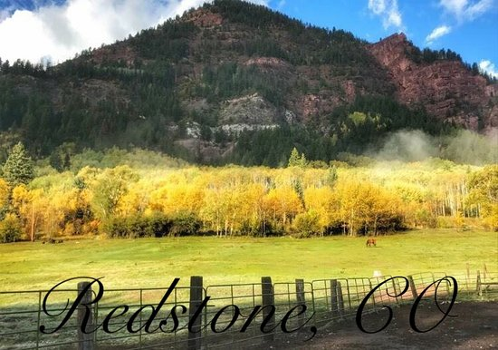 Redstone, CO : fall time can be amazing especially horseback