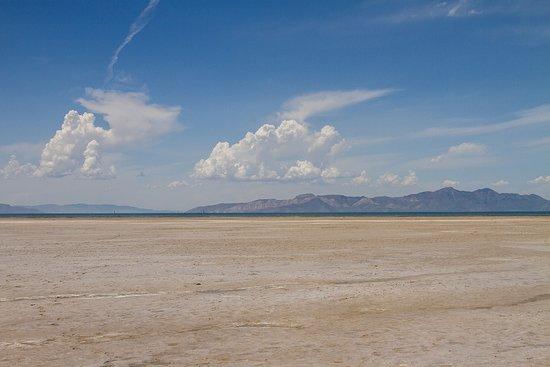 Great Salt Lake: salt lake