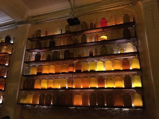 Alquímico: Wall