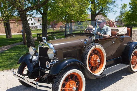 """Shawnee, KS: Come enjoy one of our many yearly """"Speakeasy"""" events - such as """"The Culture of the 1920's Car"""""""