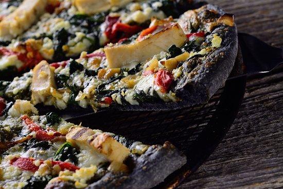 new carbone pizza dough picture of nova ristorante. Black Bedroom Furniture Sets. Home Design Ideas