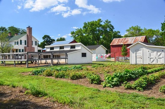 Shawnee Town 1929 Farmstead. Come visit us and relive 1929, both on the farm and in our town.