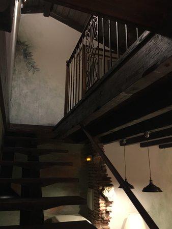 Abanades, Spanyol: Escalera