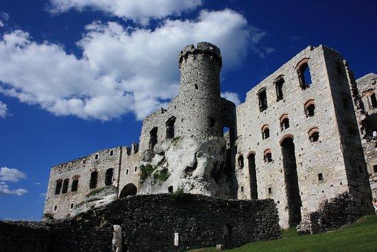 Ogrodzieniec, โปแลนด์: Zamek w Ogrodzieńcu,