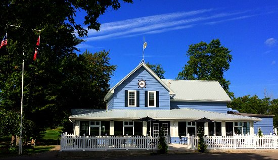 Port Colborne, Kanada: Club House