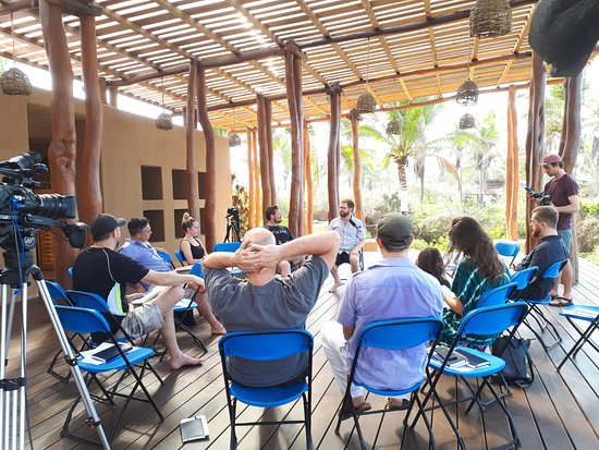 Petatlan, Mexico: Incredible location to host a retreat. We will be back!