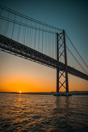 Sunset Sailing Tour On The Tagus River: Alfama from the boat