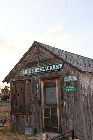 Pampa, TX: Alice's Restaurant