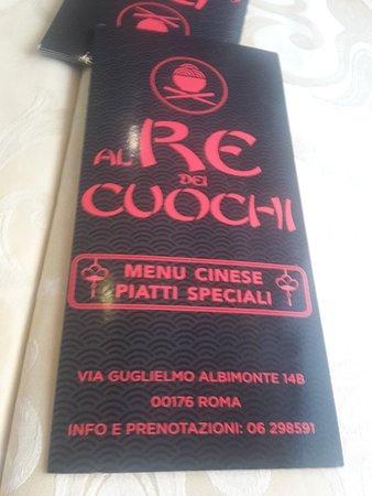 Al Re dei Cuochi张图片