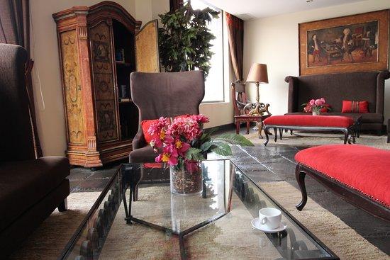 Hotel Jose Antonio Cusco: Recepción