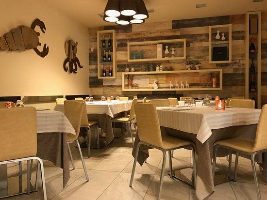 Ristorante Pizzeria Da Giovanni: La sala interna
