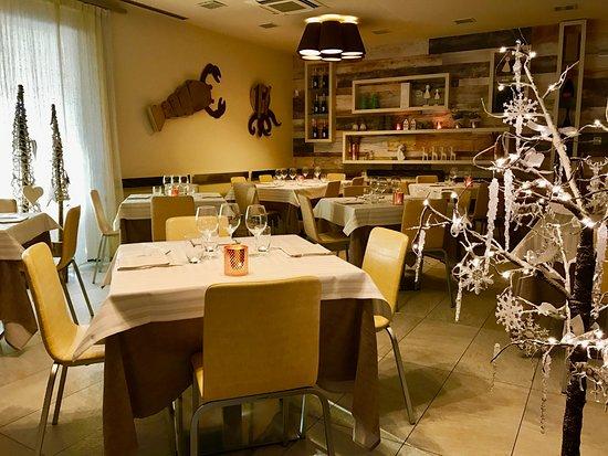 Ristorante Pizzeria Da Giovanni: Bianco Natale....