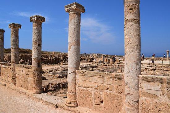 The Villa of Theseus: Дом Тесея