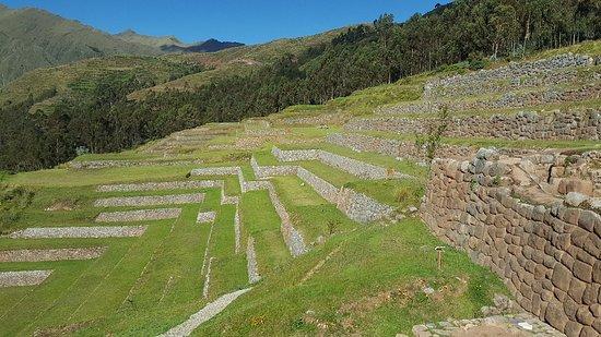 Complejo Arqueologico Chinchero Φωτογραφία