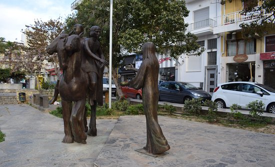 Statue of Erotokritos