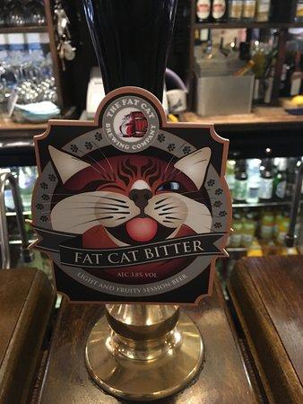 Southrepps, UK: Fat Cat Bitter